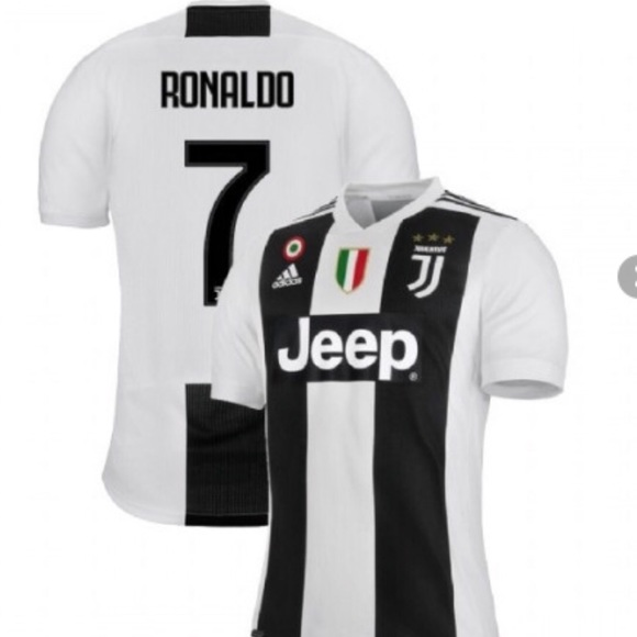 "detailed look 36c44 d598b Jersey Cristiano Ronaldo ""Juventus"" NWT"